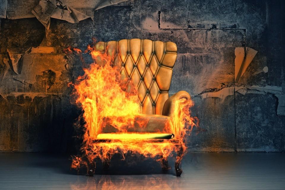 مواد کند سوز فوم پلی یورتان مقاوم در برابر آتش شعله