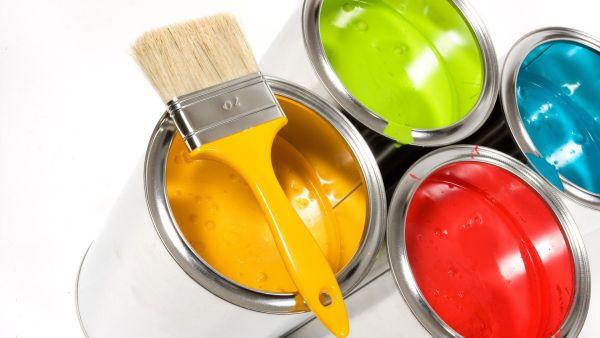 انواع رنگ ساختمان