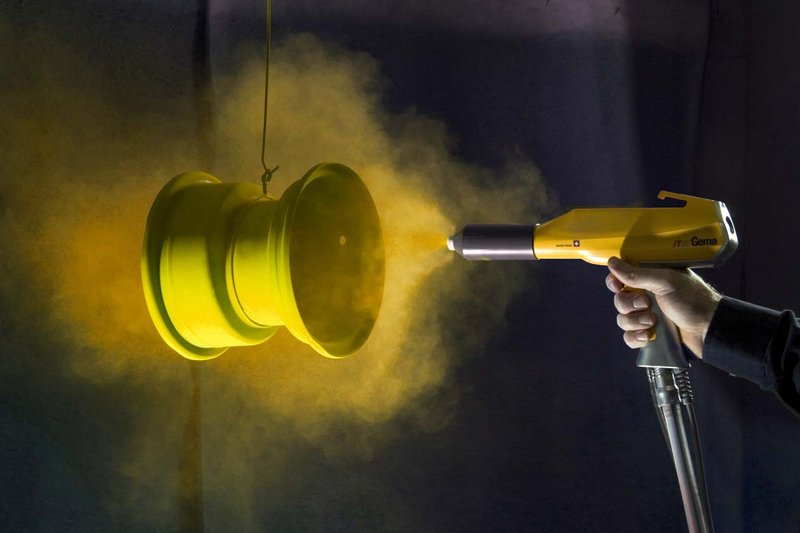 چیست؟ Powder Coating
